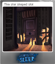 Among the Sleep Foil 2