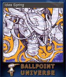 Ballpoint Universe Infinite Card 06