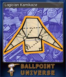 Ballpoint Universe Infinite Card 11