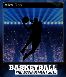 Basketball Pro Management 2015 Card 5