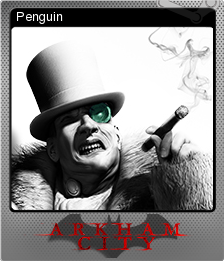 Batman Arkham City - Game of the Year Edition Foil 4