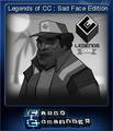 Cargo Commander Card 5