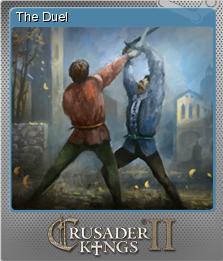 Crusader Kings II Foil 2
