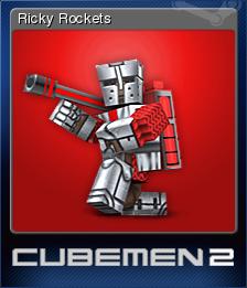 Cubemen 2 Card 5