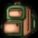 Dark Scavenger Emoticon backpack