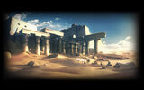 Deadfall Adventures Background Egyptian Temple Background