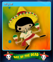 Forgotten Tales Day of the Dead Card 05