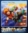 Freedom Fall Card 3