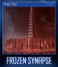 Frozen Synapse Card 2