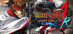 GUILTY GEAR XX ACCENT CORE PLUS R Logo