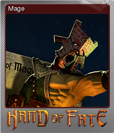 Hand of Fate Foil 4