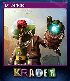 Krater Dr Cerebro