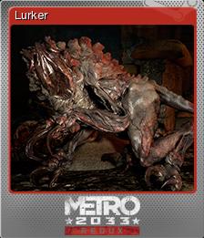 Metro 2033 Redux Foil 6