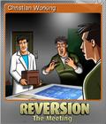 Reversion - The Meeting Foil 8