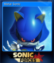 Sonic Forces Card 9