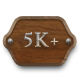 Steam Winter 2018 Knick-Knack Collector Badge 5000