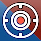 Takedown Red Sabre Badge 3