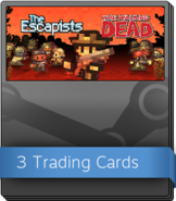 The Escapists The Walking Dead Booster Pack