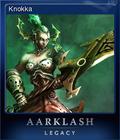 Aarklash Legacy Card 3