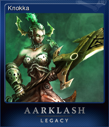 Aarklash Legacy Card 3