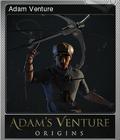 Adam's Venture Origins Foil 1