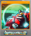Awesomenauts Foil 2