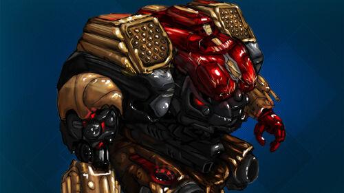 Bionic Dues Artwork 1