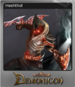 Demonicon Foil 6