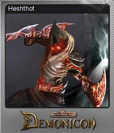 Demonicon Foil 6