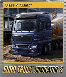 Euro Truck Simulator 2 Foil 5