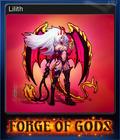 Forge of Gods (RPG) Card 5