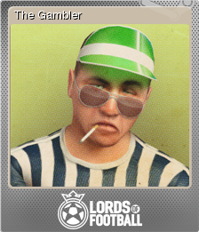 Lords of Football Foil 3