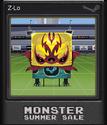 Monster Summer Sale Card 09