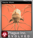 Plague Inc Evolved Foil 8