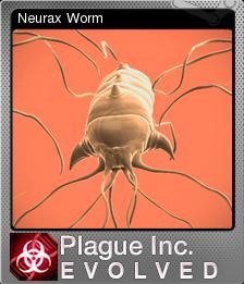 Plague Inc Evolved Foil 8