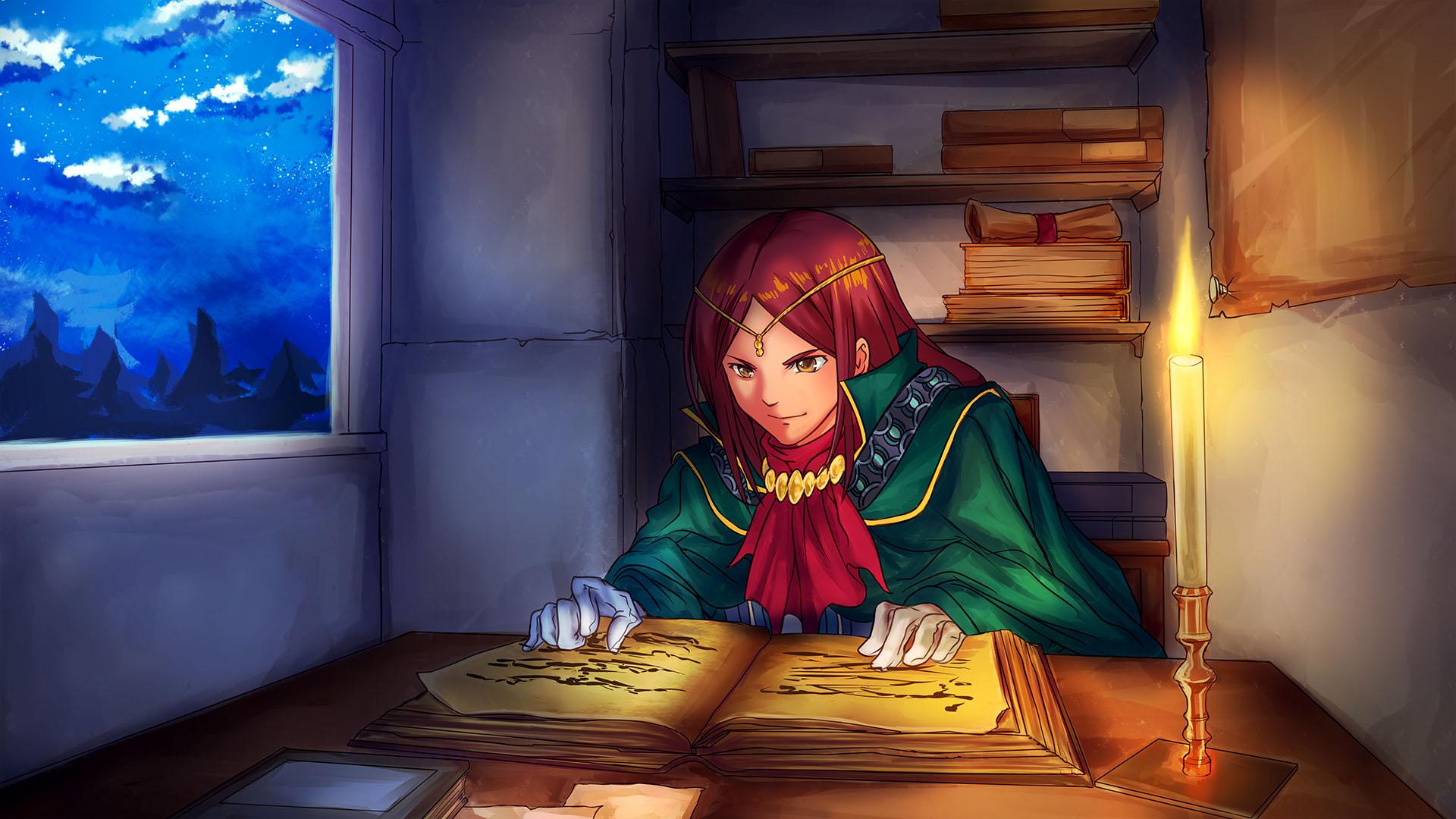 RPG Maker VX Ace - The Star Seeker | Steam Trading Cards