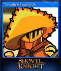 Shovel Knight Card 6