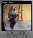Strategic War in Europe Foil 1