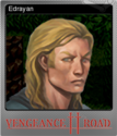 Vengeance Road Foil 3