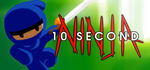 10 Second Ninja Logo