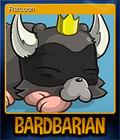 Bardbarian Card 3