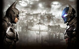 Batman Arkham Knight Background Showdown