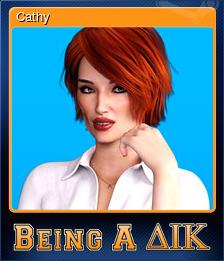 Being a DIK - Season 1 Card 10