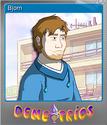 Demetrios - The BIG Cynical Adventure Foil 1