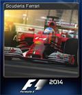 F1 2014 Card 02