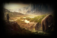 Far Cry Primal Background Valley