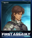 Ghost in the Shell Stand Alone Complex - First Assault Online Card 9