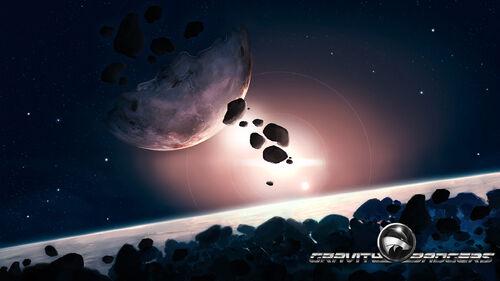 Gravity Badgers Artwork 1