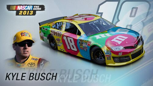 NASCAR the Game 2013 Artwork 4