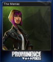 Prominence Poker Card 8